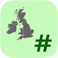 Grid Ref UK and Ireland app icon