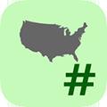 Grid Ref UTM app icon