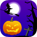 Halloween Treat Hunt app store icon