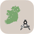 Irish Grid Ref Worker app store icon