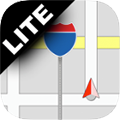 Many Maps Lite app store icon