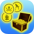 Pirate Treasure Hunt app store icon