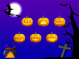 Halloween Treat Hunt iPad App image 1