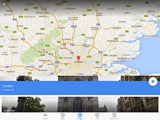 Many Maps App for iOS, Windows