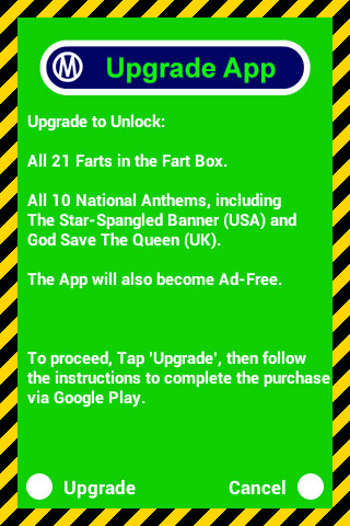 Mr Methane Fart App Free Android App image 2