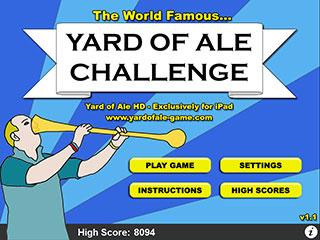 Yard of Ale HD iPad App image 1