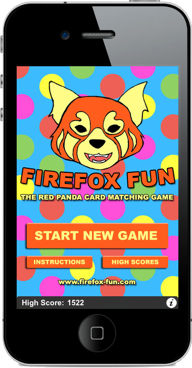 Firefox Fun on an iPhone 4