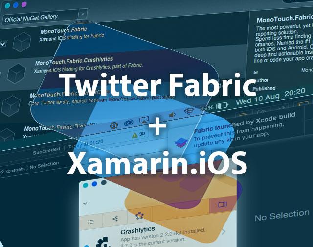 Twitter Fabric in Xamarin.iOS