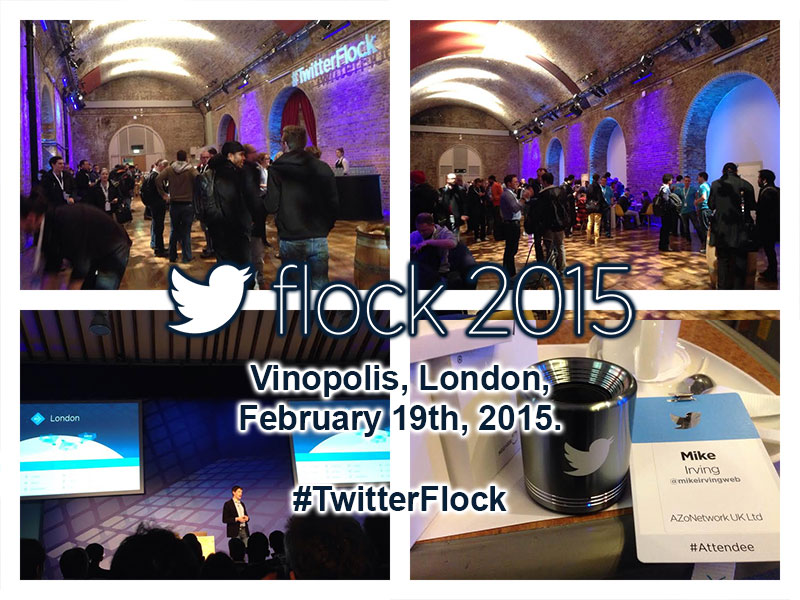 Twitter Flock Developer Day - London 2015